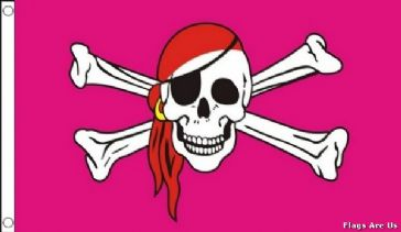 Pink Pirate